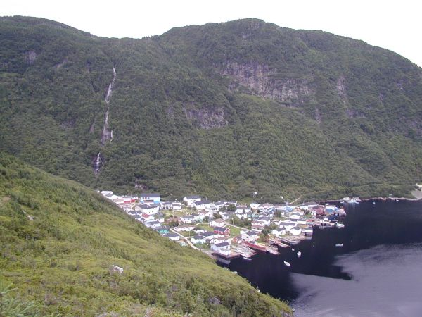 Grey River Newfoundland